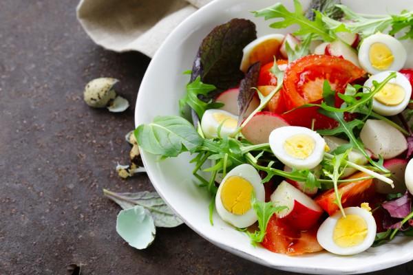 Рецепт                  Пасхальные рецепты: Весенний салат из редиса