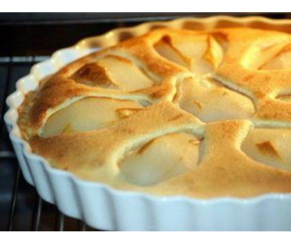 Рецепт                  Грушевый пирог