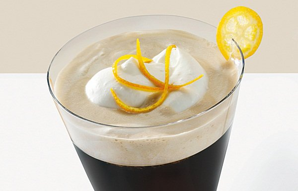 Рецепт                  Как приготовить апельсиновый кофе