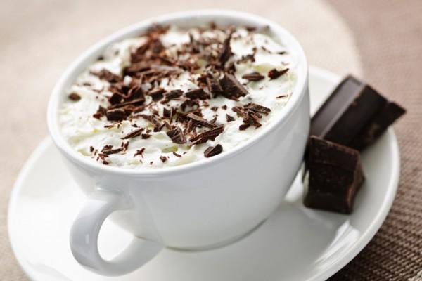Рецепт                  Горячий белый шоколад: Рецепт приготовления